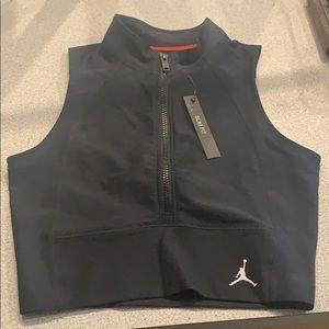 Jordan sports bra crop top SZ XS NWT